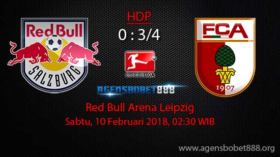 Prediksi Bola RB Leipzig vs FC Augsburg 10 Februari 2018